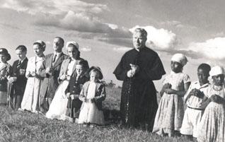 El Sacerdote del Rosario