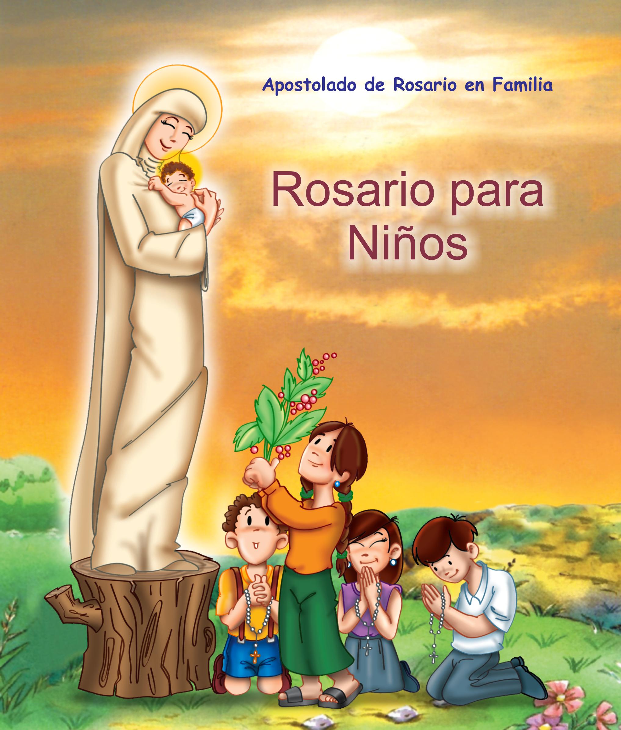 Rosario para Niños - copy Image