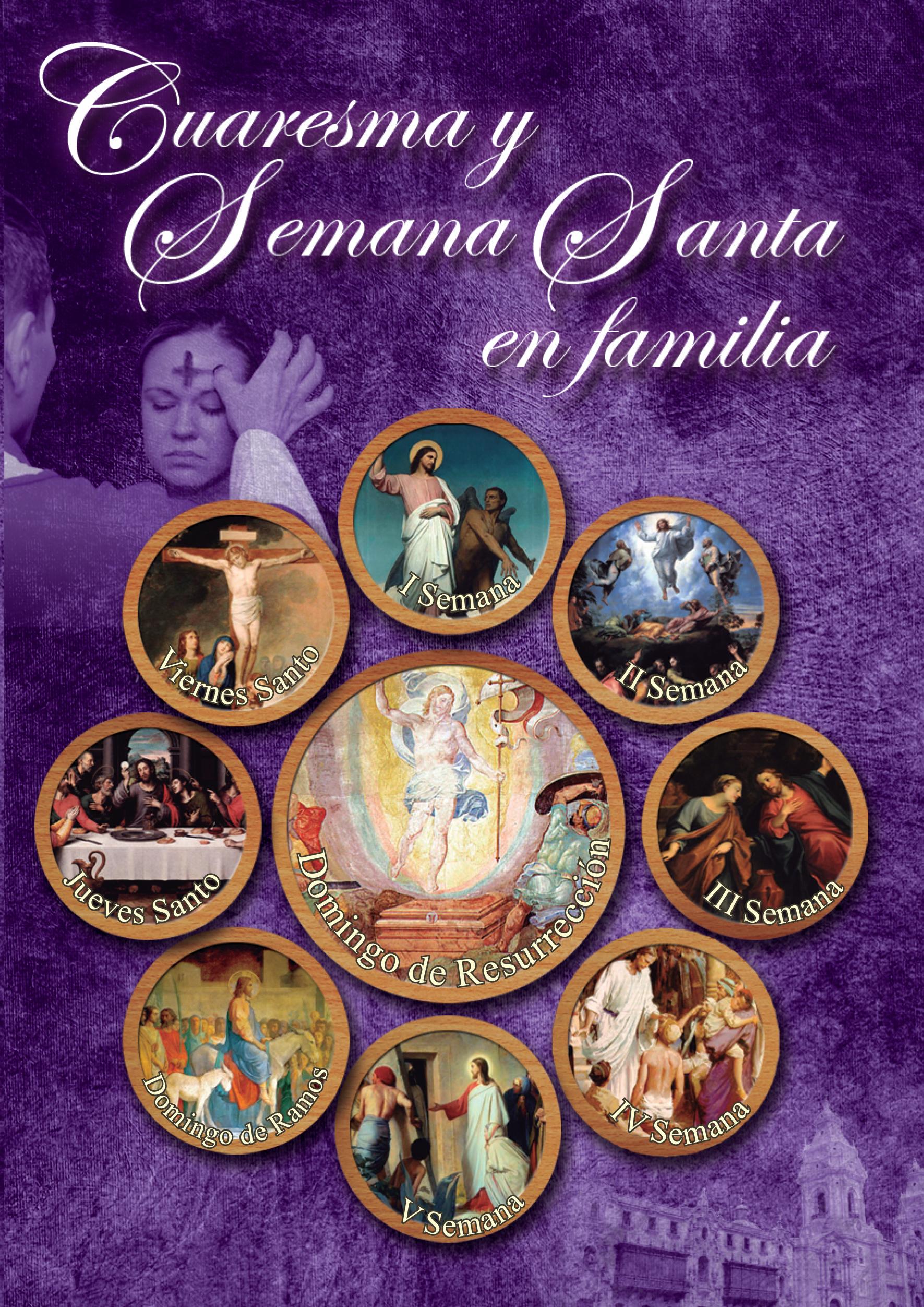 Cuaresma y Semana Santa en Familia Image