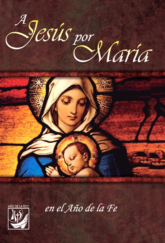 A Jesús por María Image